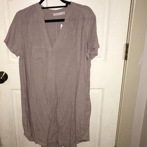 Lush Collared Dress